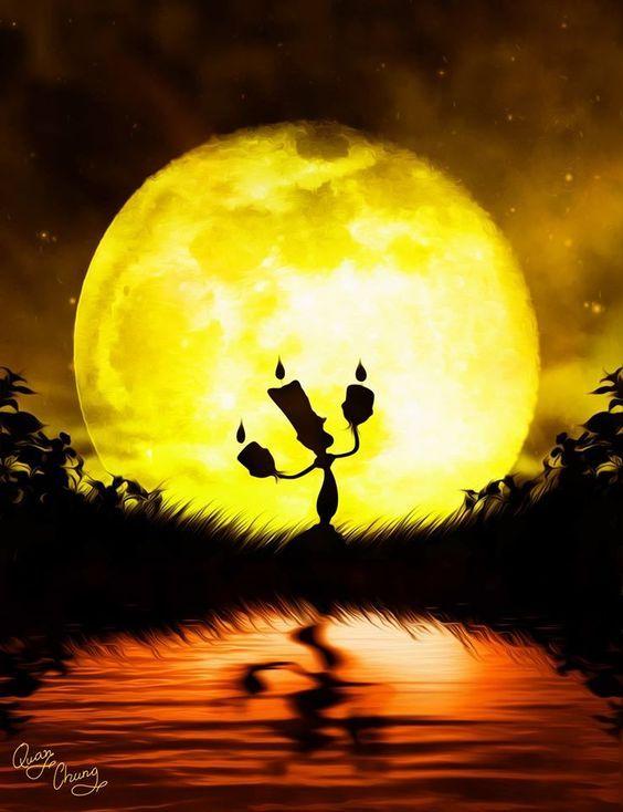 ♥ Disney Silhouetten ♥                                                                                                                                                     More