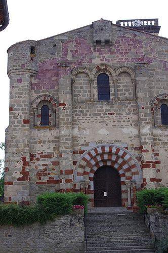 Eglise Saint-Didier. Saint-Dier-d'Auvergne