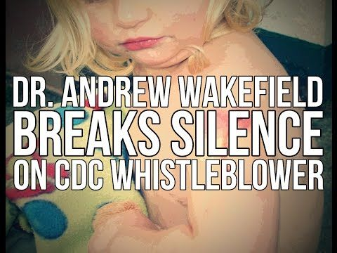 Dr. Andrew Wakefield breaks silence on #CDCWhistleblower   Mary Mays   please share this with everyone you know.