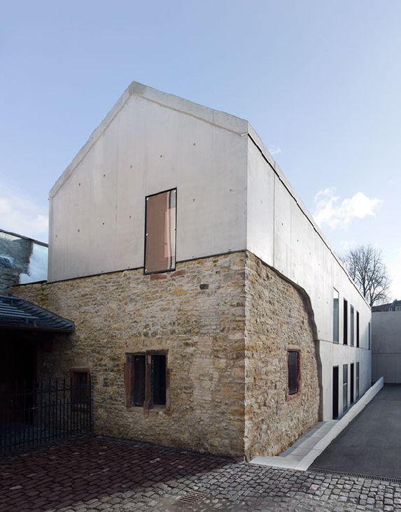 Neubau Mensa  AV1 Architekten Butz Dujmovic Schanné Urig, Kaiserslautern (DE), Berlin