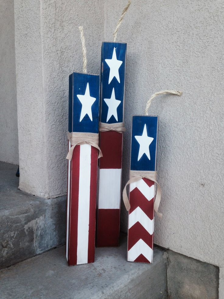 Sawdust Sanity 4th Of July Holiday Diy Wood Pinterest Firecracker The O Jays And Summer