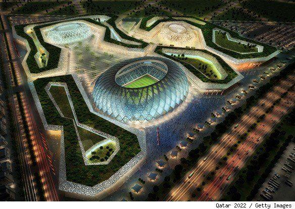 qatar 2022 Al-Wakrah stadium