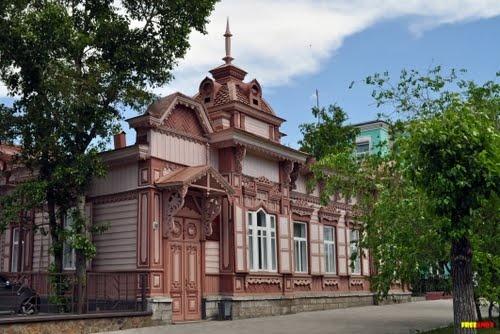 """Tsentralnyy, Chita, Zabaykalsky Krai, Russia     52° 2' 4.66"""" N  113° 29' 53.62"""" E"""