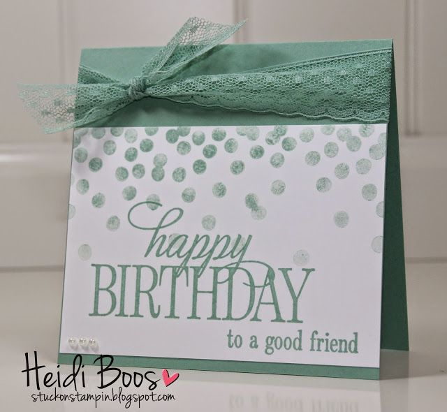 56 Best Handmade Birthday Cards Images On Pinterest Card Crafts
