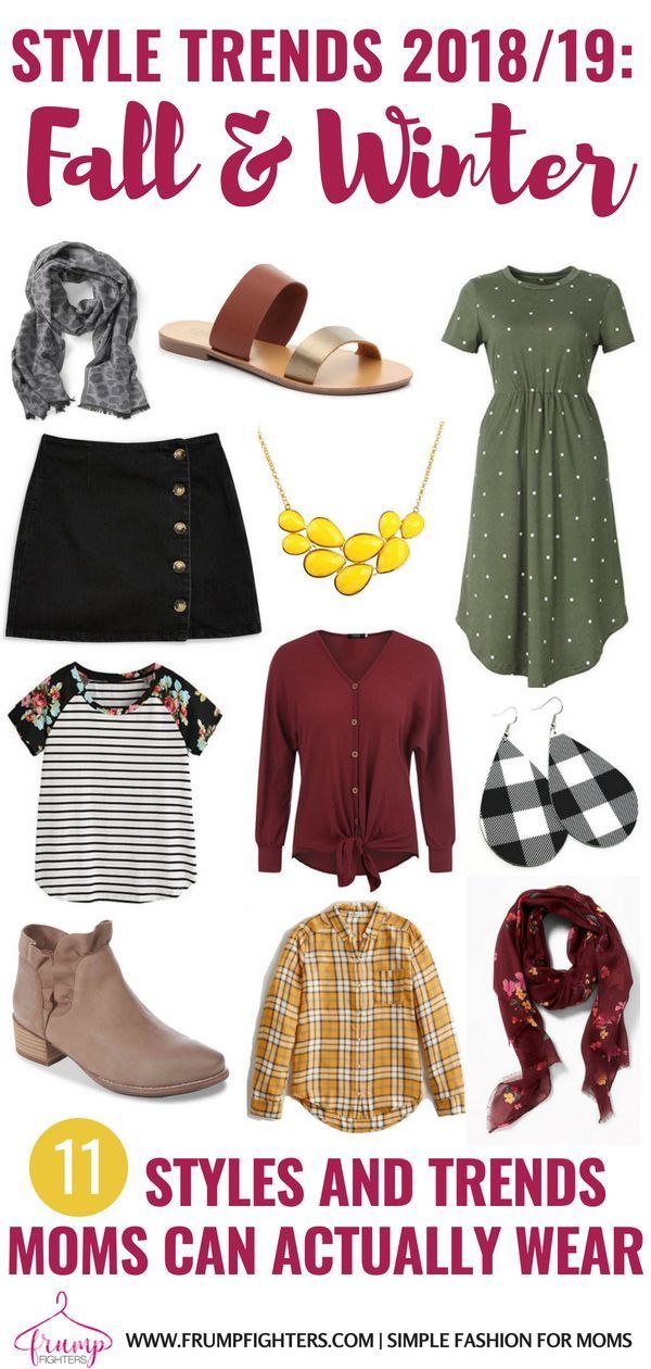 e04ada7b9b9 Discover the must-have list of trends for fall and winter fashion! Your  outfits will be classy