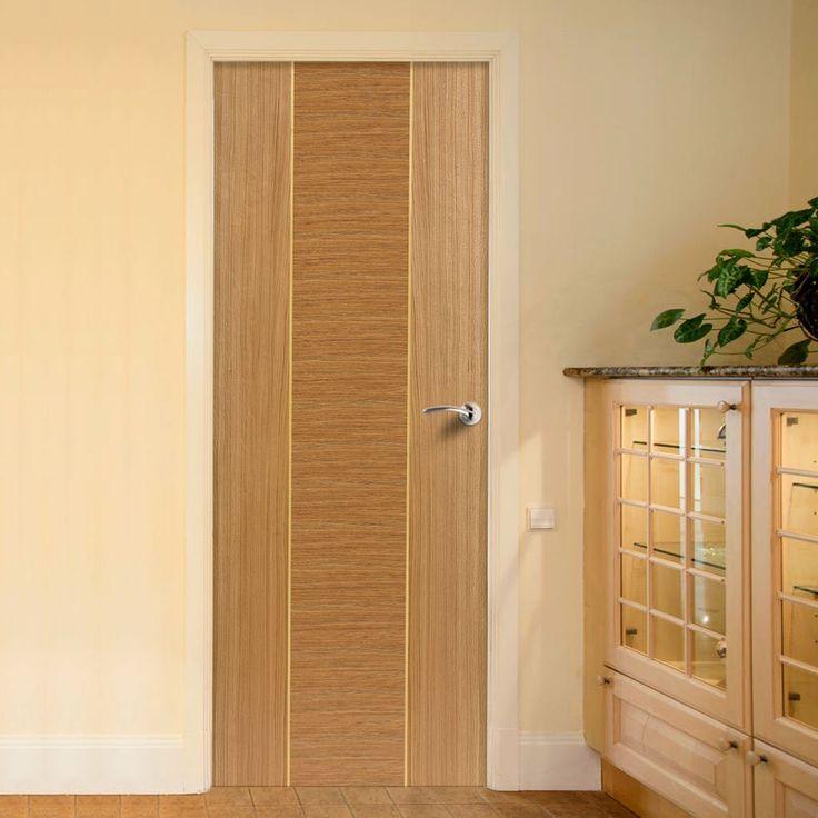 JBK Venus Flush Door is Pre-Finished. #venusdoor #internalflushdoor #oakflushdoor