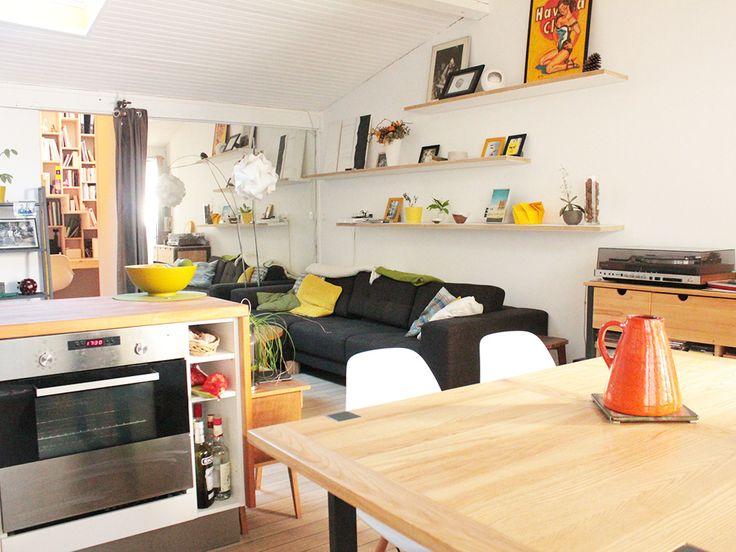 Amazing le projet porte sur la rnovation duune chartreuse for Ikea cuisine toulouse