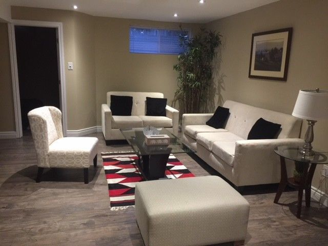 Looking for a female tenant only. The basement apartment is close to all amenities including Sheridan college. Close by public transit and no car parking is available at this moment. Beautifully fully furnished brand new apartment with one bed room, family room, washroom and kitchenette. Common...