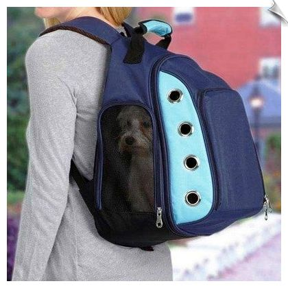 Dog Carrier Backpacks for the dog lover that wants to take their pet for a journey.  #dogbackpacks