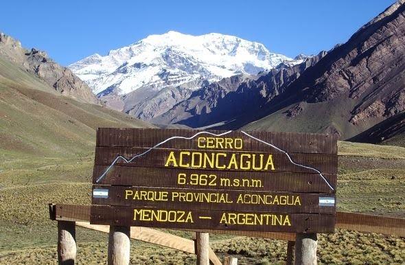 Aconcagua - Mendoza - Argentina