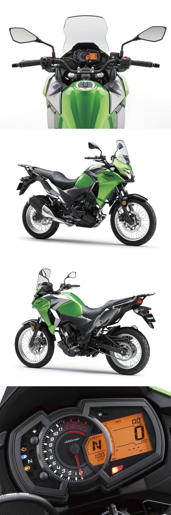Kawasaki Versys Officially Launched in India,