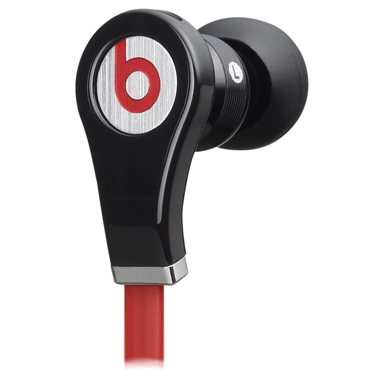 Beats Tour High Resolution In-Ear Headphone with Control Talk - Black #beats #drdre #headphones