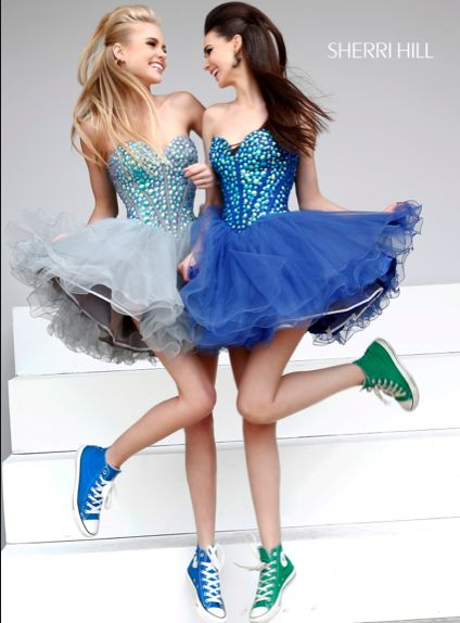 prom dress with converse dresses converse