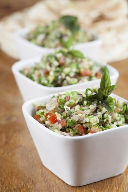 Tabbouleh ricetta originale libanese senza cottura - Non sprecare