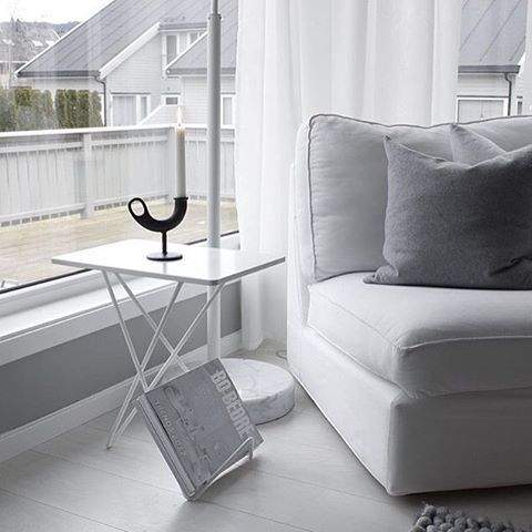 The perfect side table Tiny in the livingroom of @hannenov ✨ You will find it in both black and white at our website, link in bio! #mazeinterior #sidetable #scandinaviandesign #scandinavian #interiorstyling #interiorideas #interior #slowproduction #livingroom #livingroominspo