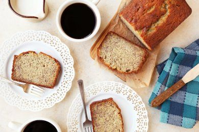 The Easiest Bisquick Banana (Nut ) Bread | Genius Kitchen