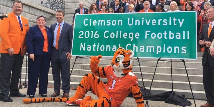 Clemson Football, Clemson Sports, Clemson Recruiting, Clemson Basketball, Clemson Baseball   TigerNet.com
