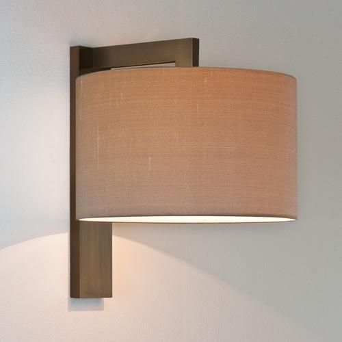 Astro Ravello Bronze Wall Light, 7080, £76.50, Wall Lights   The Lighting