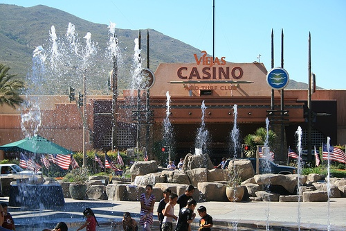 Closest nevada casino to san diego