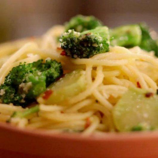 Spaghetti με μπρόκολο | tlife.gr