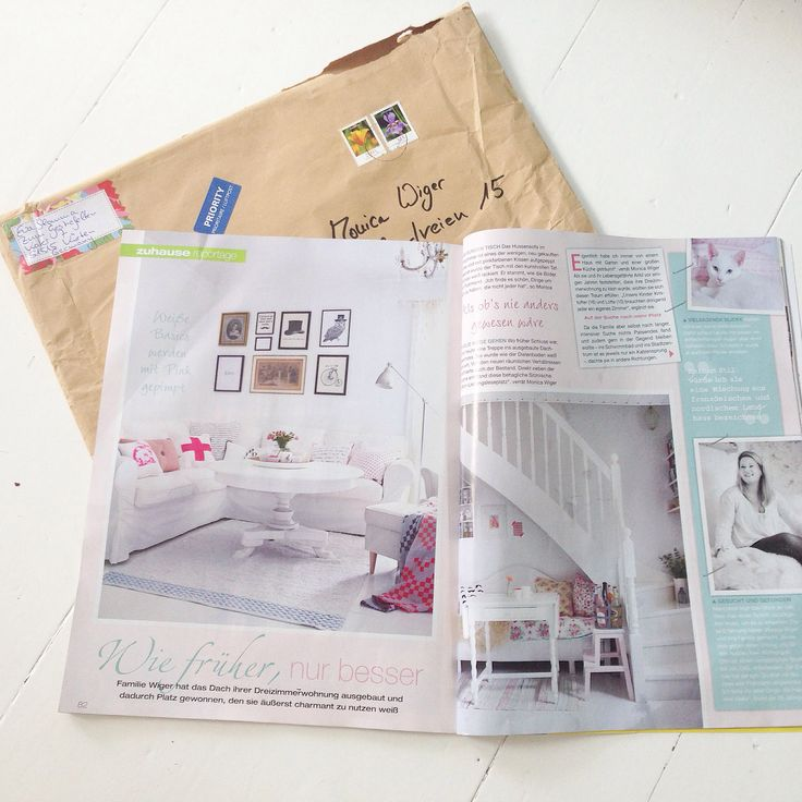 My home in the German magazine Lisa