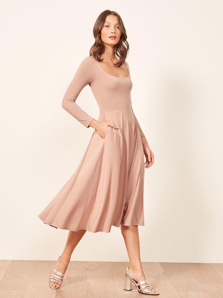 6022bd1d2ff Reformation Lou Dress