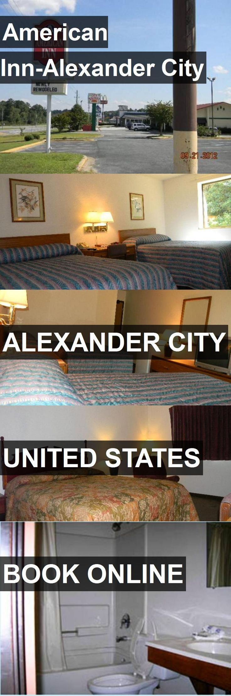 Hotel American Inn-Alexander City in Alexander City, United States. For more information, photos, reviews and best prices please follow the link. #UnitedStates #AlexanderCity #hotel #travel #vacation