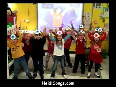 very sight word song