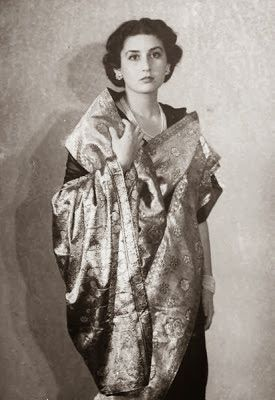 Princess Niloufer Farhat Begum Sahiba of the Ottoman Imperial Family (on her mother's side), was the first wife of Prince Moazzam Jah, younger son of the last Nizam of Hyderabad in India.