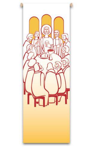 Banner Letztes Abendmahl 7134 (groß)