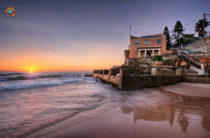 Coogee Beach Sydney is an amazing place for great Australian Seascape photography! http://photographyhotspots.com.au/photography-location/coogee-beach/ #coogee #sydney #sydneybeaches #seascapephotography