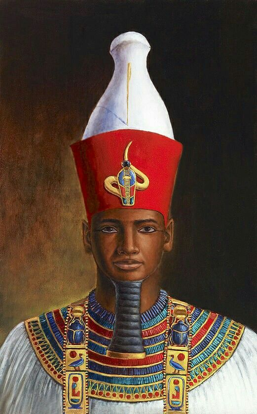 Картинки корона царей древнего египта
