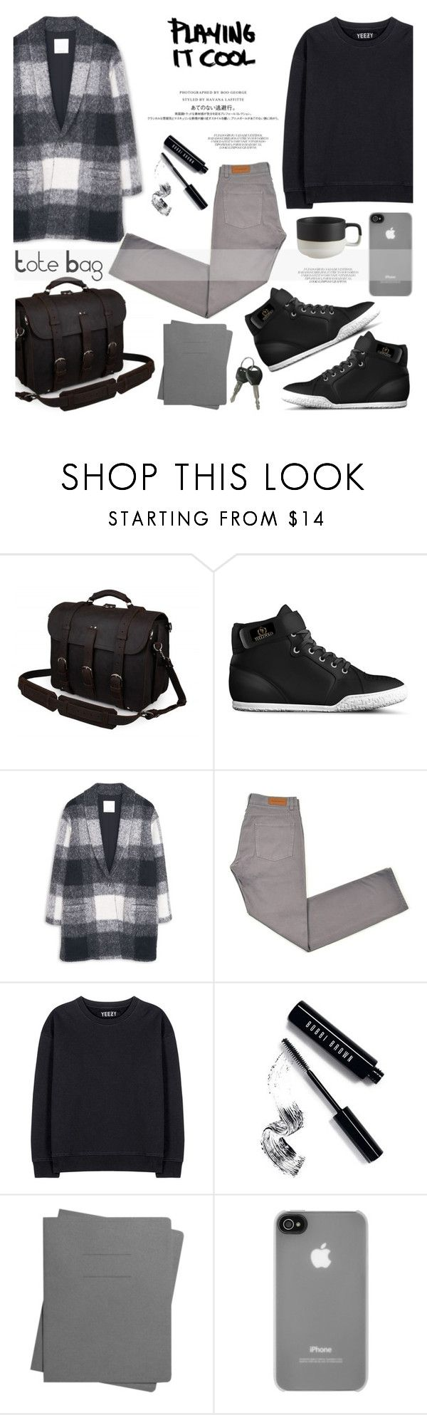 """Tote Bags"" by tuccipolo ❤ liked on Polyvore featuring MANGO, Sixpack France, adidas Originals, Bobbi Brown Cosmetics, Shinola, Incase, CB2, women's clothing, women and female"
