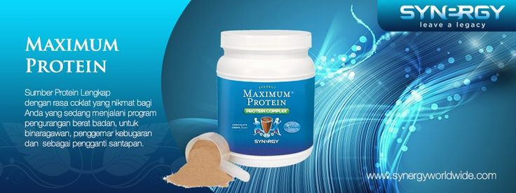 Synergy Maximum Protein