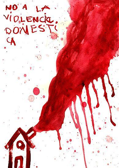 DISEÑO CONTRA LA VIOLENCIA Diseño de Alex Fernández Colado, de Barcelona