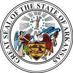 Seal of Arkansas. Wikipedia.