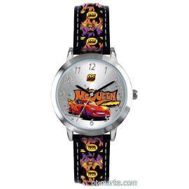 Disney Молния Маккуин Watch for children. Lovely children's watch. Made in Russia. Delivery. Wheelbarrows
