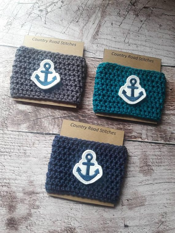 Check out this item in my Etsy shop https://www.etsy.com/listing/593165624/anchor-coffee-sleeve-anchor-cup-cozy