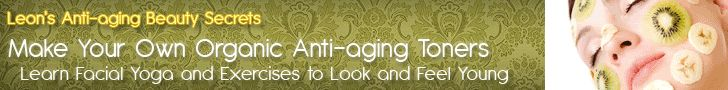 Leon's Anti-aging Skin Care Recipes E-book - paste for the dreaded b.l.a.c.k.h.e.a.d.s.  BLECH!