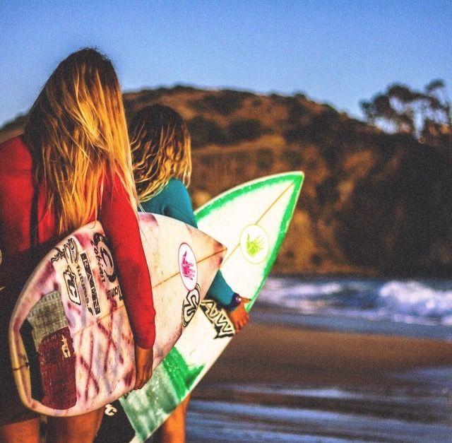 #Surf #girls...