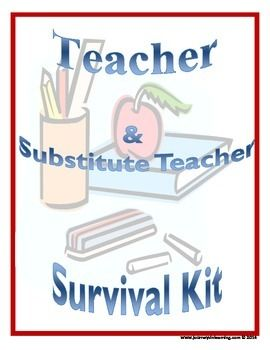"This package contains templates to assist  elementary teachers as well as elementary substitute (occasional) teachers. Could be used from year to year!  EDITABLE!Although it is a PDF file, text could be typed into the necessary areas, by clicking first on the ""Add Text Comment"" section at the top of the document.It could also be printed out and information could be put into the templates manually.Templates Included:  class list, seating plan, timetable, daily plans, student allergies, occasio..."