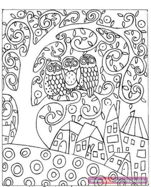 Mandala örnekleri önce Okul öncesi Ekibi Forum Sitesi