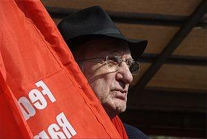 Don Andrea Gallo  «Peccato che Don sia un prete. Se fosse un politico avremmo trovato il nostro leader» (Loris Mazzetti)