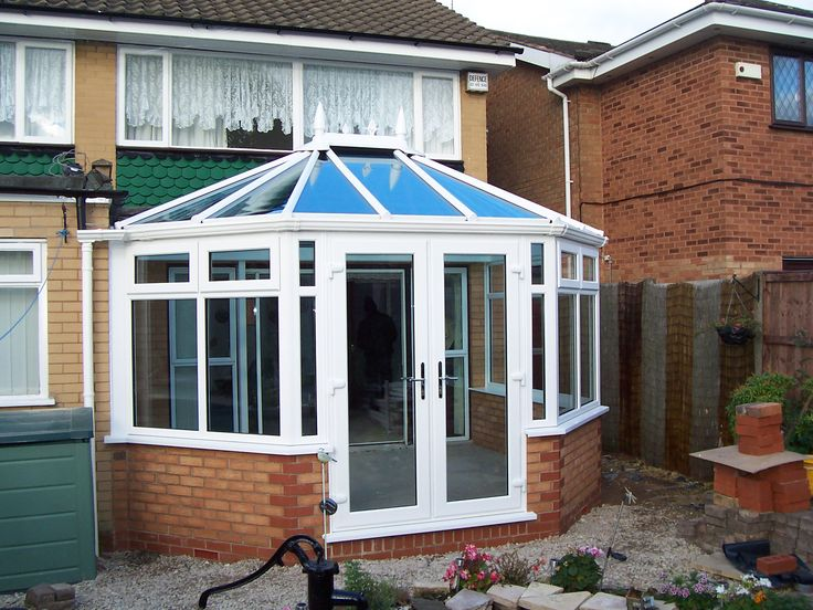 Victorian Conservatories Small. http://www.finesse-windows.co.uk/conservatories.php