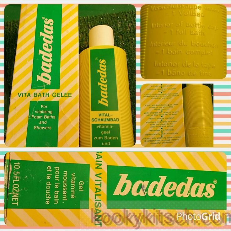 8 best Badedas/ images on Pinterest   Things happen, Nostalgia and ...