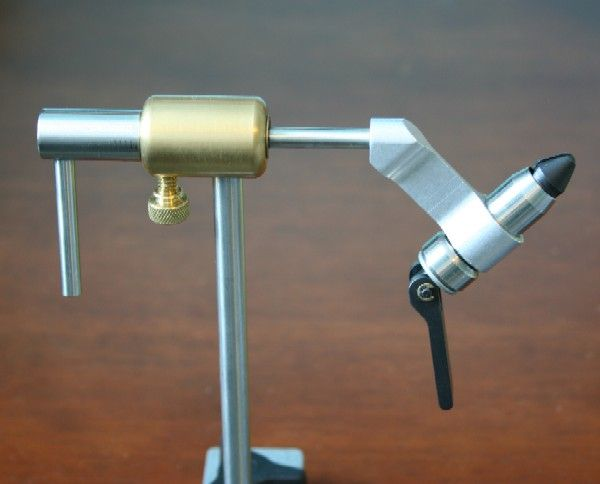 Beautiful Peak Rotary Fly Tying Vise Review