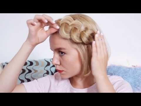 Простые и модные прически) - YouTube