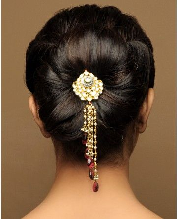 9 Best Indian Bun Hairstyles | Styles At Life