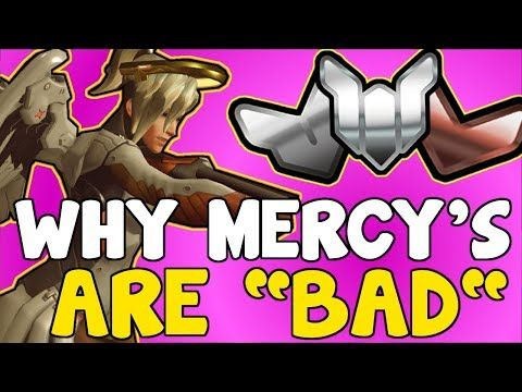 Today I decided to go over the topic of TRASH mercy mains or mercy players that are boosted in overwatch competitive season 9 ranked. I wanted to talk about why people feel this way and on the other hand how a lot of mercy mains feel, hope you enjoyed! Playlist:...