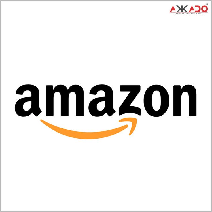 What does the yellow arrow in Amazon's logo symbolize? Click to know: http://on.fb.me/1OMPFxM #Amazon #LogoStory